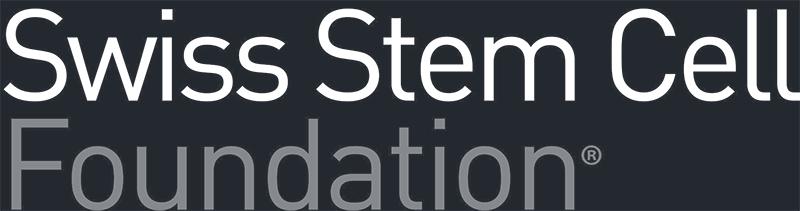 Logo Swiss Stem Cell Foundation