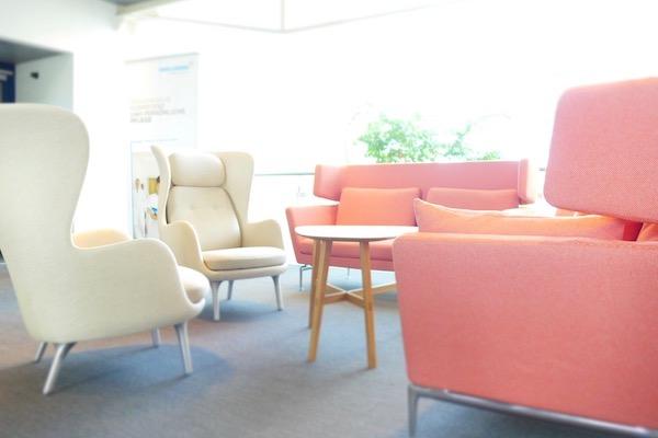 Dr Mathais Tremp AndreasKlinik Sitzbereich